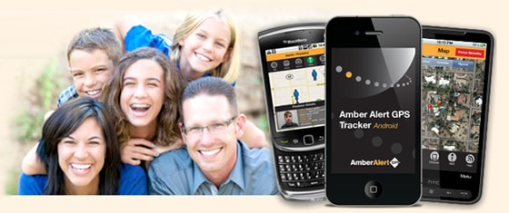 Amber Alert GPS for Android SmartPhone
