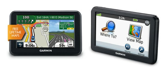 Garmin Nuvi 40LM and 50LM for India