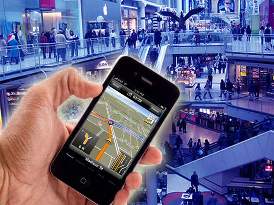 Indoor GPS Location Positioning