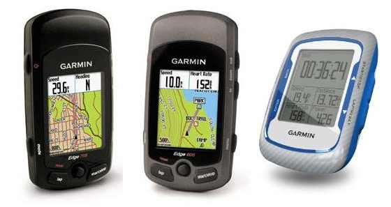 Garmin Edge Cycling GPS Range