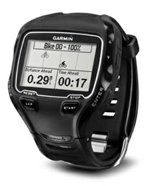 Garmin Forerunner 910XT Watch for Triathletes