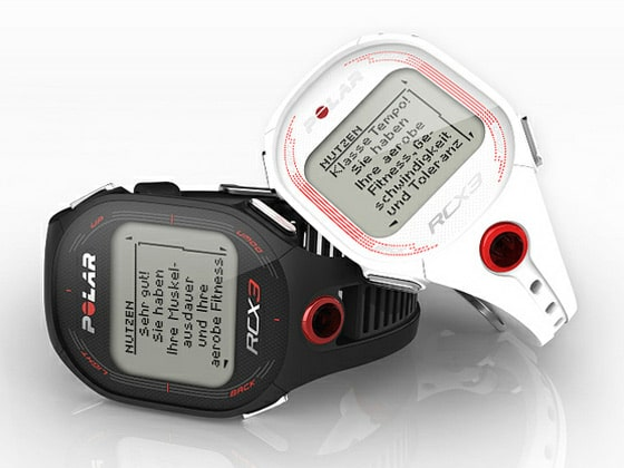 Polar RCX3 Sports Watch for Running and Training