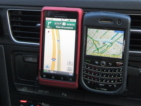 Some Users Like to Use Smartphone Navigation