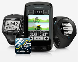 The Garmin Summer Training Sports Product Range