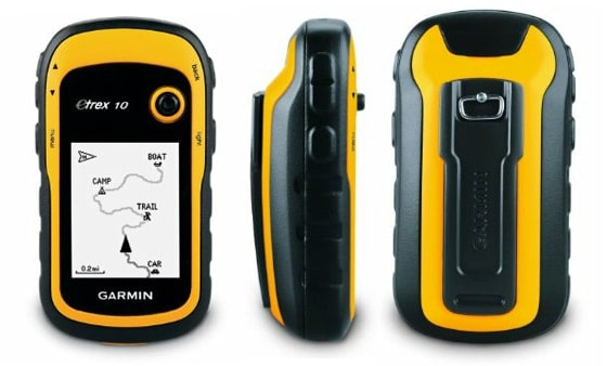 The Garmin eTrex Outdoor GPS Handheld - Perfect for Walking
