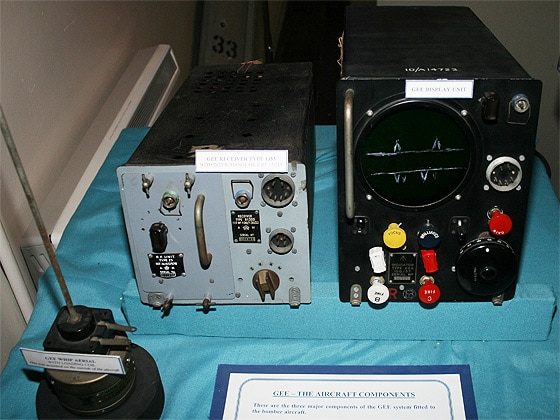 Radio Based Navigation Systems Used in World War 2