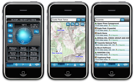 GPS Navigation on the iPhone