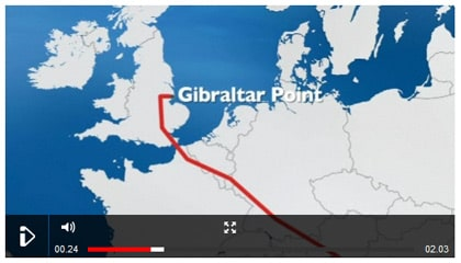 Lorry Driver Follows GPS to Gibraltar via Skegness