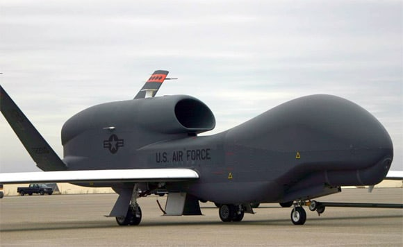 US Spy Plane - The Future of Google and Apple Mapping