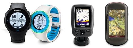 Garmin Product Diversification