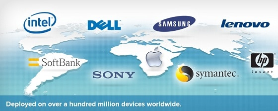 Skyhook Technology is Used in Over 100 Million Devices