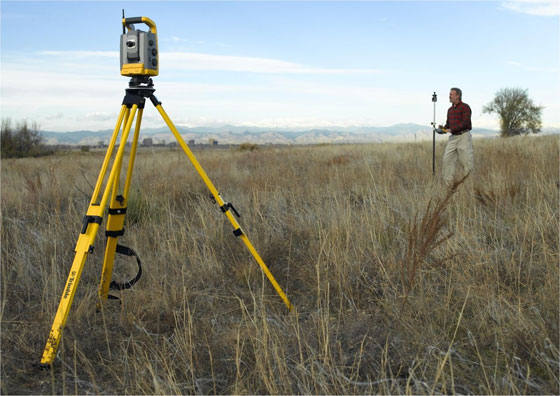 Topographic Surveys Using GPS