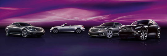 Compatible Models of Infiniti