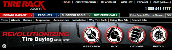 Tirerack coupon code