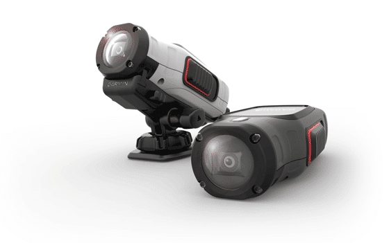 The Garmin Virb Action Camera