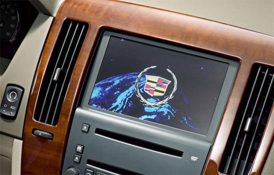 Cadillac STS Navigation DVD 2019: GPS System Updates Disc Cheap