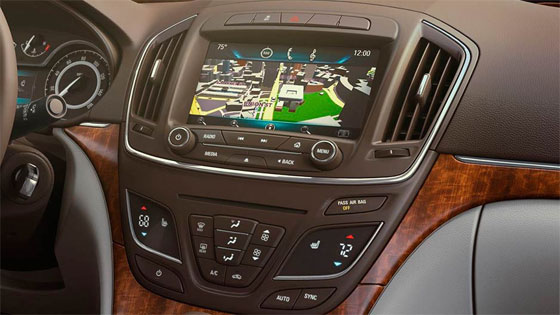 How to update the navi system with a new DVD