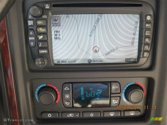 Cadillac Escalade Navigation DVD Download: GPS Maps Torrent Disc