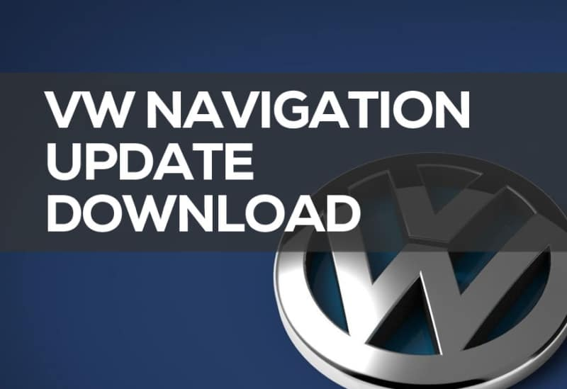 VW Navigation Update Download: Update DVD CD Download GPS Maps