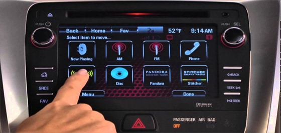 How to update a GMC navi system with new GPS maps