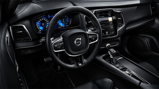 Get free map updates for Volvo XC90 navi system