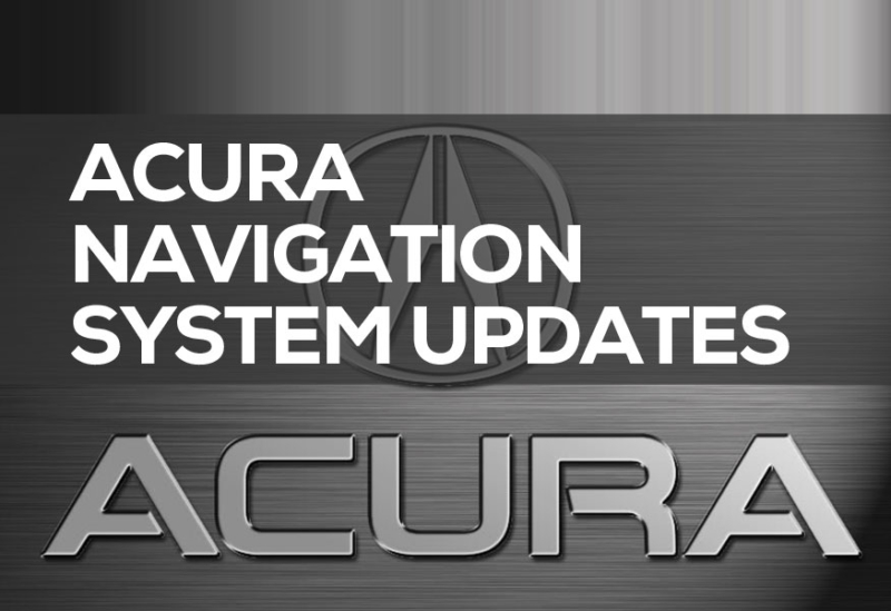 Acura Navigation DVD Cheap Price Acura Navigation Update GPS - Acura gps update