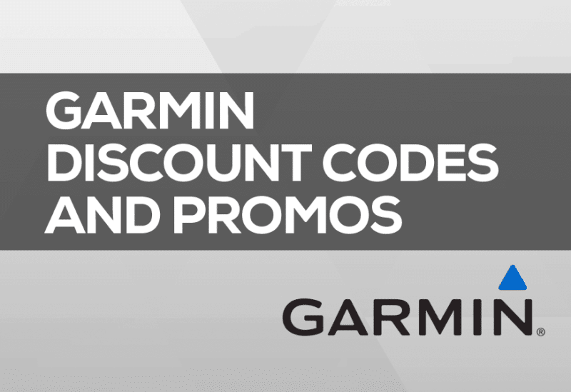 How To Update Garmin Nuvi >> Garmin Discount Code 2018: Coupon & Map Update Promo Codes