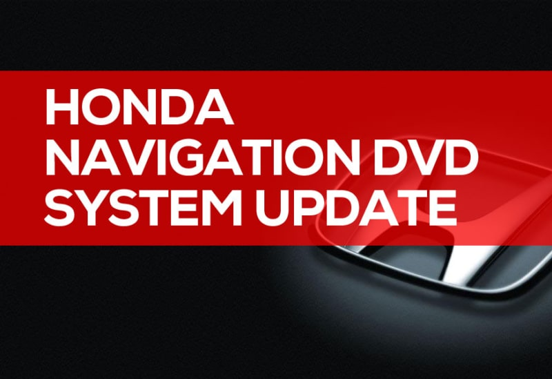 Honda Navigation Update 2019: GPS Update DVD Disc # LOW PRICE #